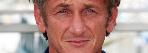 Sean Penn à Cannes en faveur d'Haïti