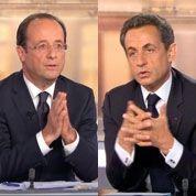 Sarkozy-Hollande : un débat sans merci
