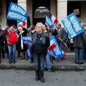 Le débat n'a pas fait varier Marine Le Pen