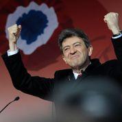 Mélenchon entretient la flamme contre Sarkozy