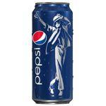 La canette Pepsi en édition limitée à l'effigie de Michael Jackson.