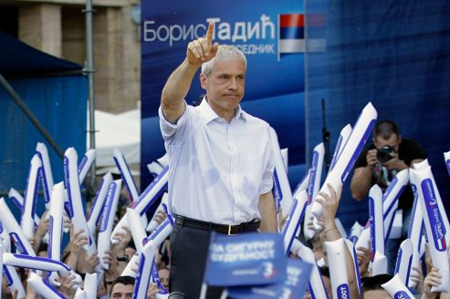 Le nationalisme ne pèse plus sur les élections serbes