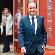 Hollande, l'«homme normal» président