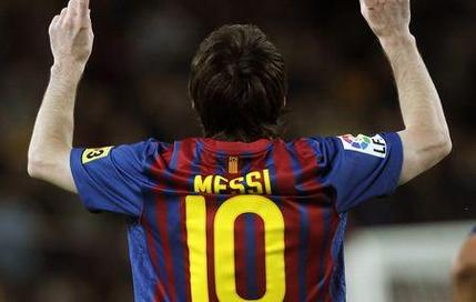 Lionel Messi n'en finit plus d'affoler les compteurs