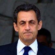 Sarkozy arrête la politique