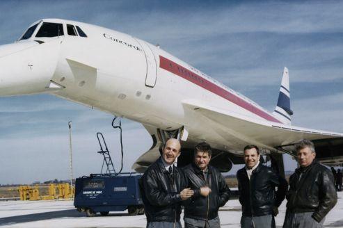 Le Concorde orphelin de son créateur