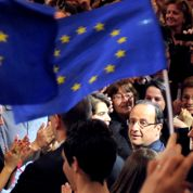 Zon euro : le président de la croissance salué