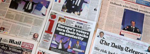 La victoire de Hollande vue par les médias étrangers