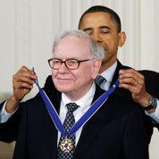 Buffett, supporteur assumé d'Obama