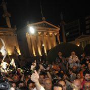 Hollande face au dossier grec