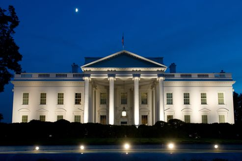 En vente la maison blanche vaudrait 110 millions de for Ambassade de france washington visite maison blanche