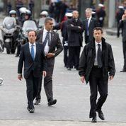 Hollande, un président hyperprotégé