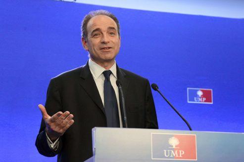 Jean-François Copé, ici le 7 mai, au lendemain du second tour de la présidentielle.