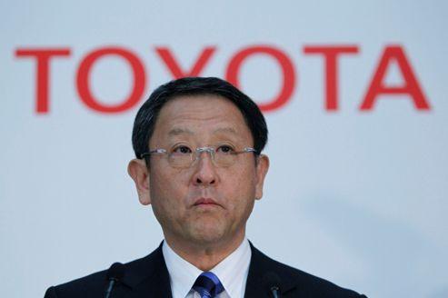 Après une année noire, Toyota s'attend à un fort rebond