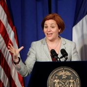 Christine Quinn, candidate gay à New York