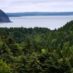 La baie de Fundy.