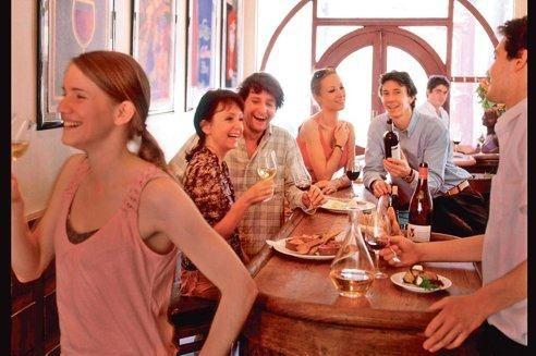 Les Anglais mettent le feu aux cuisines : Willi's Wine Bar