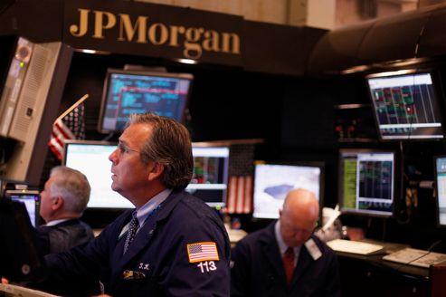JP Morgan : un choc pour Wall Street et la City