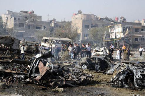 Syrie: le spectre de la guerre civile
