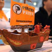 Le Parti des Pirates nargue l'Allemagne