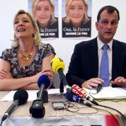 Candidature Mélenchon : Le Pen choisit d'en rire