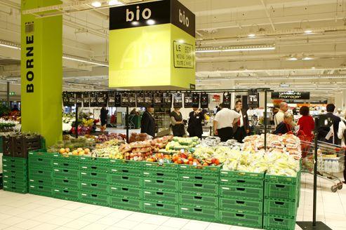 Bataille sur les prix des fruits et légumes