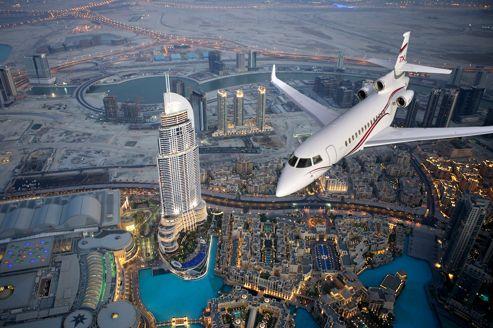 Dassault Aviation investit le prometteur marché chinois