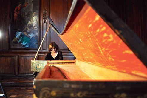 Aline d'Ambricourt, le clavecin en mode majeur