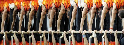 L'équipe de gymnastique des pompiers de Paris dissoute