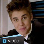 Bieber se prend pour un crooner à la télévision