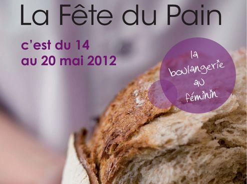 La Fête du Pain 2012 à Paris