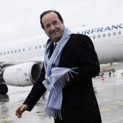 Diplomatie : la folle semaine d'Hollande