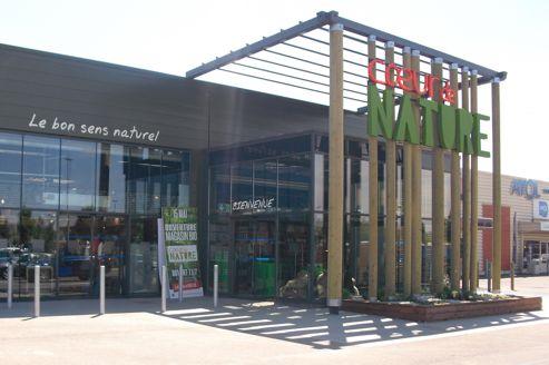 Auchan lance un premier supermarché biologique