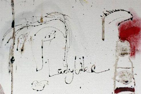 Doherty vend un tableau peint avec le sang d'Amy Winehouse