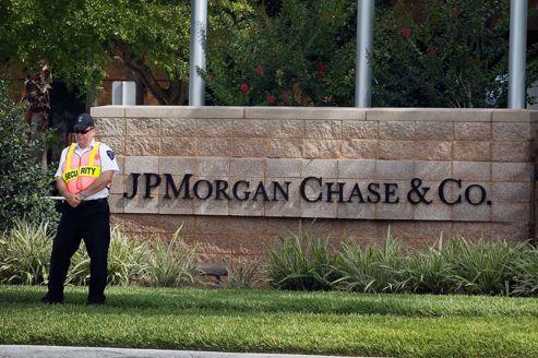 JPMorgan: les actionnaires passent l'éponge