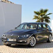 BMW Série 3 Touring, l'élégance faite break