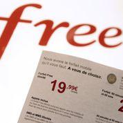 Free Mobile a recruté 2,6 millions de clients