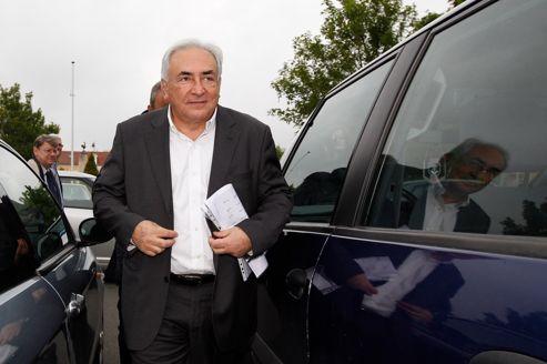 DSK réclame «au moins un million de dollars» à Diallo