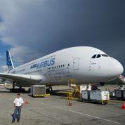 Airbus: une solution pour les fissures de l'A380