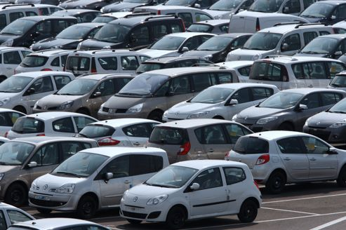 Le marché automobile européen continue à reculer