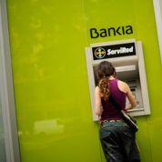 Panique boursière sur la banque Bankia