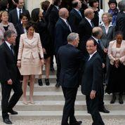 Premier Conseil des ministres pour Hollande