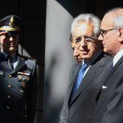Mario Monti va protéger les agences du fisc