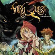 Fairy Quest ,un conte de fée au pays de la BD