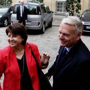 Aubry et Ayrault se disputent le leadership