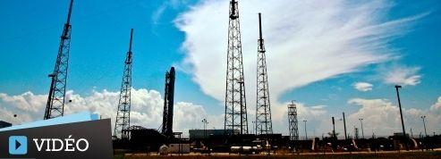 Le premier lancement d'une capsule privée vers l'ISS reporté