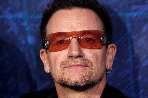 Bono, musicien le plus riche grâce à Facebook