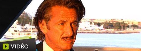 Sean Penn : «On attend de rencontrer votre président»