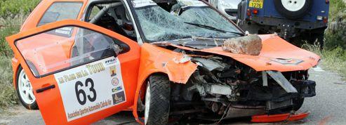 Rallye : au moins deux morts après une sortie de route dans le Var
