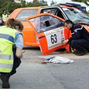Accident de rallye : deux gardes à vue